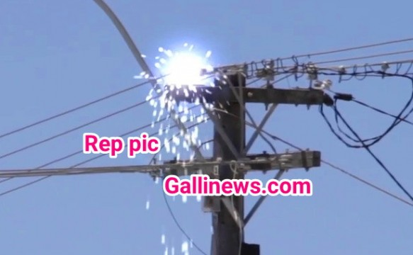 High Tension Electric Cable spark se 4 bacche hue burn Injured at Ghansoli Navi Mumbai