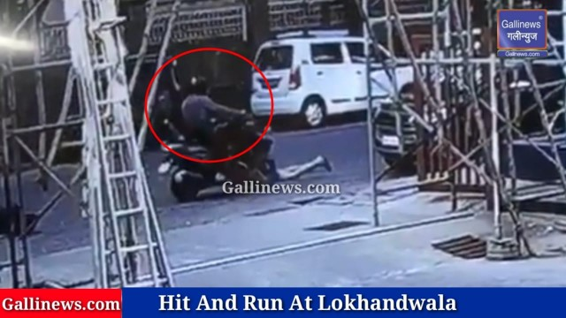 Hit And Run At Lokhandwala