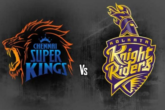 IPL Match 21 Kolkata Knights Riders Beats Chennai Super Kings