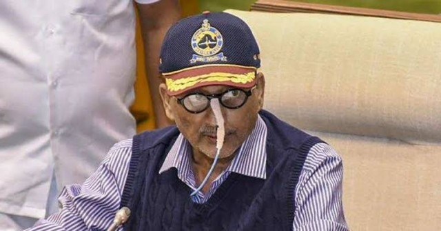 Goa CM Manohar Parrikar Passes Away President of India ne kiya Tweet