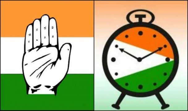 Cong NCP Alliance  announce Seat Sharing In Maharashtra