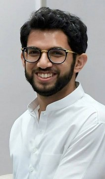 No Eid Mubarak From Aditya Thackeray