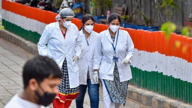 Death Toll Reaches 57 in India Total Number of Cases 2094