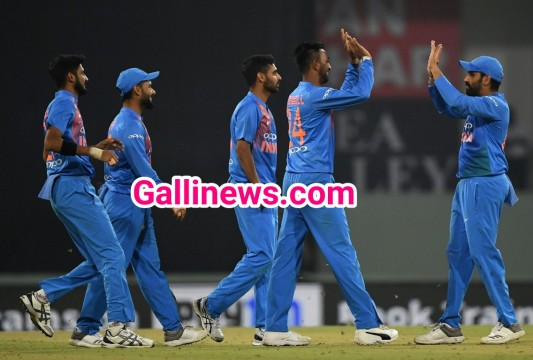 India Beats Windies on Last ball in T 20I Series