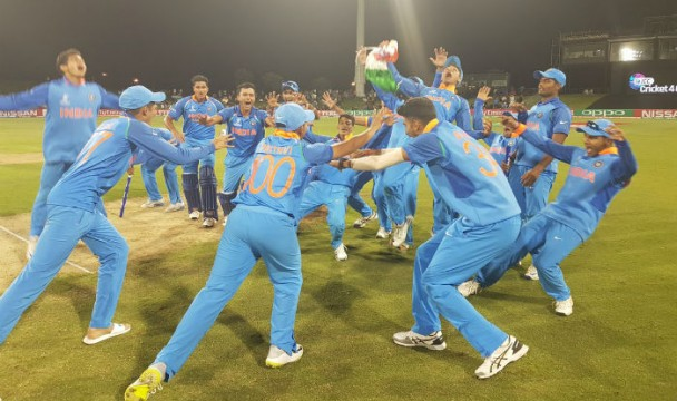 India Won U19 Cricket World Cup For Forth Time