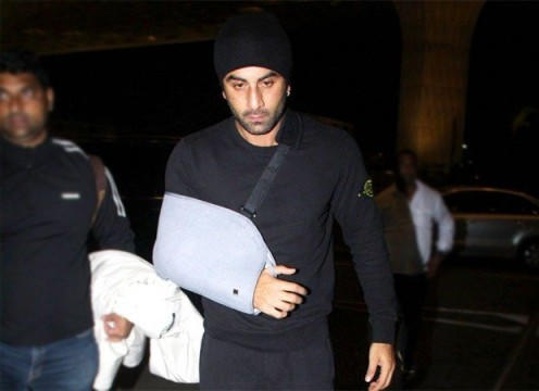 Brahmastra: Ranbir Kapoor heads to Manali for next schedule despite shoulder injury