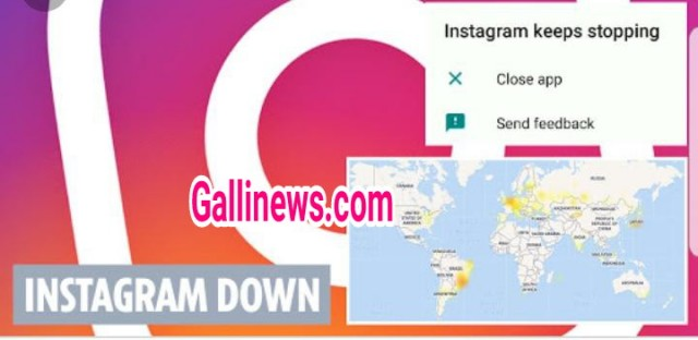 Instagram down for users across the globe