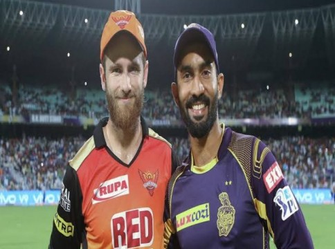 IPL Day 8 Kolkata Knight Riders Beats Sunrisers Hyderabad