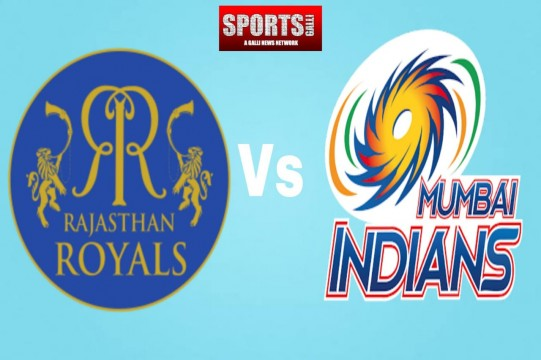 IPL Match 45th Rajasthan Royals Beat Mumbai Indians