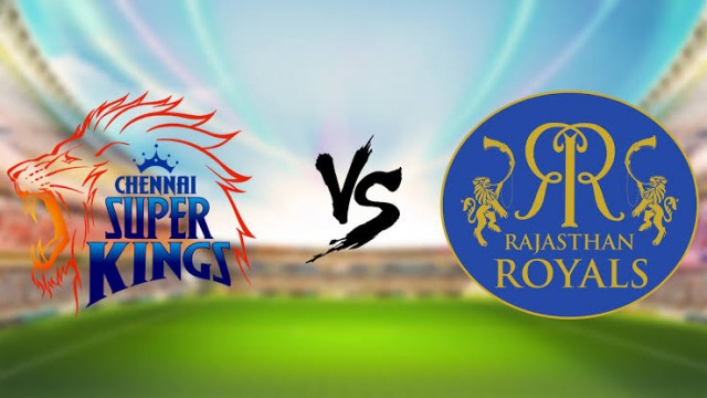IPL Day 4 Rajasthan Royals  Beats Chennai Super King