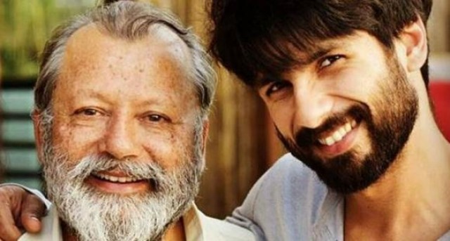 Shahid Kapoor is his own generations one of the best actors says father Pankaj Kapur