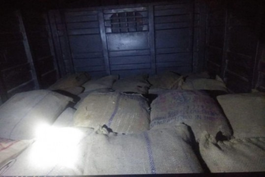 Around 1000 kgs Explosives Seized, 2 Persons Arrested by Kolkata Police