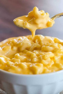 3 Ingredient Mac and cheese recipe