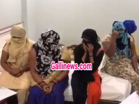 Whats app ke zariye Sex racket chalane wali gang ka pardafash 5 mahila arrested at Nalasopara