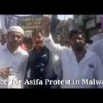 Justice For Asifa Malwani