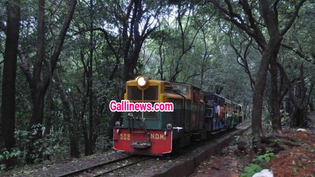 Matheran ki raani Mini train Aaj Se Shuru