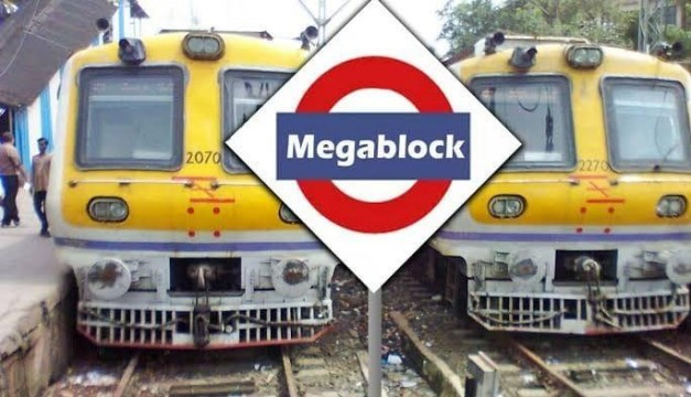 Railway Megablock 20th October Sunday