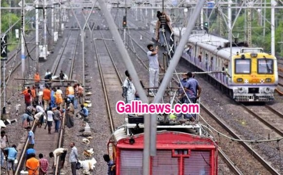 Major Megablock On Harbour Line and Suburban lines on 2nd and 3rd Nov 2019 for Dismantling of Mahim FOB
