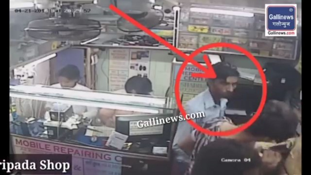 Kya Aap is chor ko Jaante hai Mobile Chor Caught on Cctv at Agripada Shop