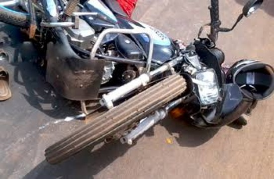 Mumbra Bike Accident Me Gym Trainer Ki Death