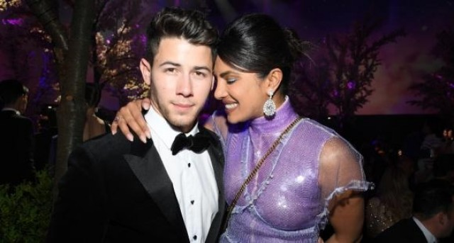 Nick Jonas planning something SPECIAL for Priyanka Chopra on their first wedding anniversary Deets Inside