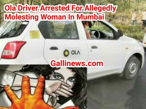 24 Yrs Old lady molested by Ola Cab Driver