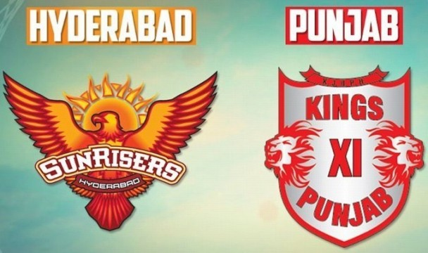 Hyderabad won the match by 45 run against Punjab