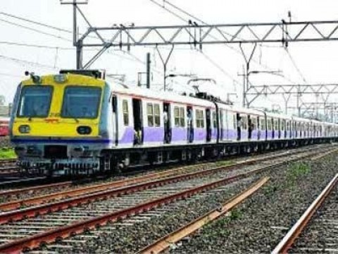 Western Line Train Affected