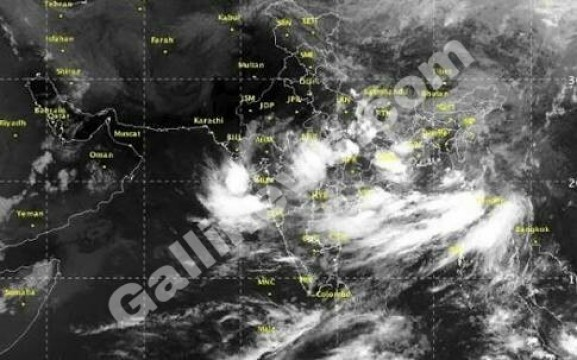 Heavy to Very Heavy Rain Fall Expected in Mumbai from Today till 12 June