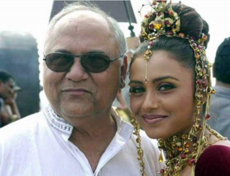 Rani Mukherjee ke father Ram Mukherjee ki hui death