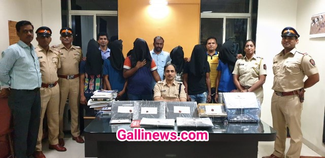 6 Bank Robbers Arrested by Nagpada Police in 48 Hrs of ICICI Mumbai Central Bank Dacoity