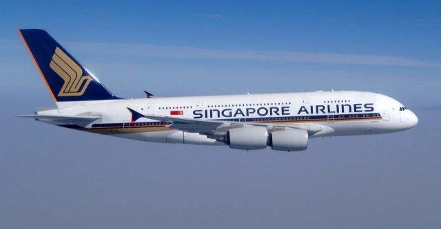 Singapore Airlines ko kiya kisine Hoax Bomb threat call