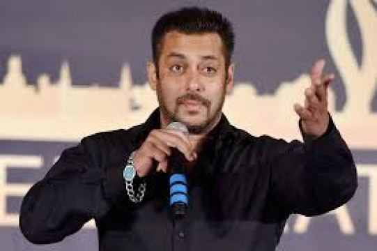 Salman Khan scouting for talent on the Being In Touch app
