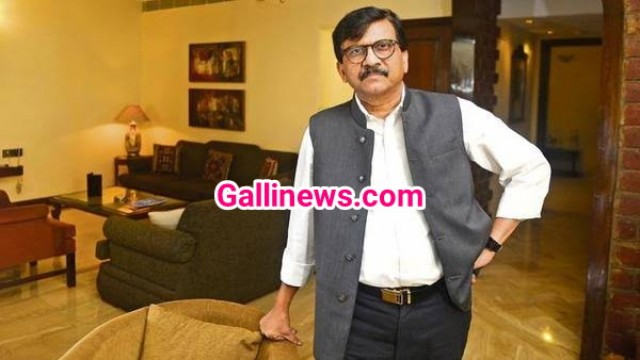 Shivsena MP Sanjay Raut Admited in Lilavati Hospital due to chest Pain