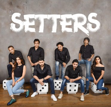 Film Setters Ka Poster Released By Director Ashwini Chaudhary
