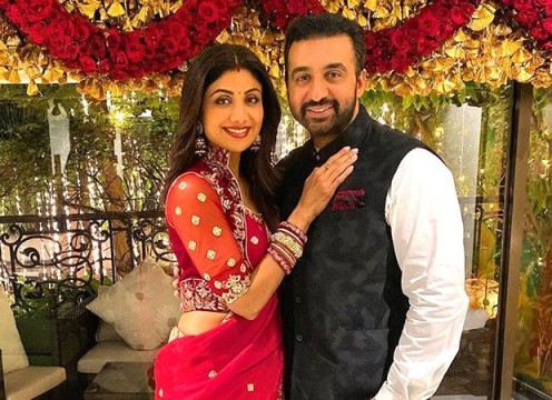 The Shilpa Shetty's note for husband The Raj Kundra on 10th wedding anniversary is all things love