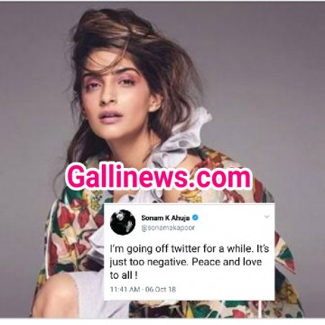 Sonam Kapoor Ahuja Left Twitter and Trolled By Fans