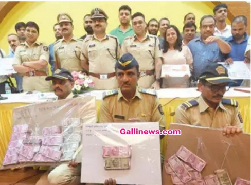Mumbai South Region Police returned stolen goods of 38 Complainants collectively valued Rs 2.15 Crore