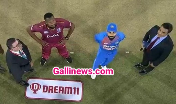 India Vs West Indies Cricket T20 first Match 208 ka target mila India ko