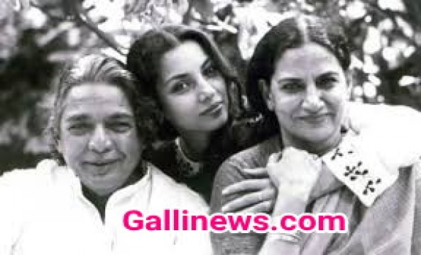 Sad Demise Shaukat Kaifi Azmi Mother of Shabana Azmi and Indian Theater Artist and Actress  Dies At Age 91