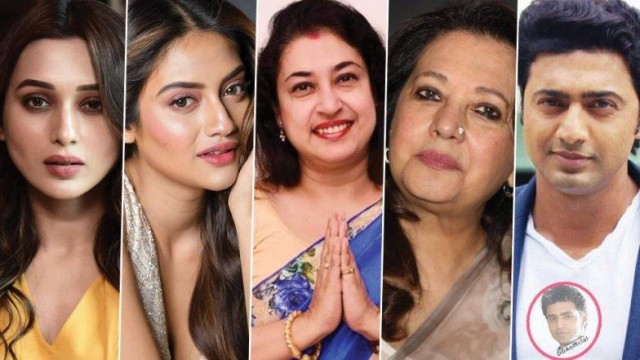 Full List of Glamorous Movie Stars Given Tickets By TMC in West Bengal