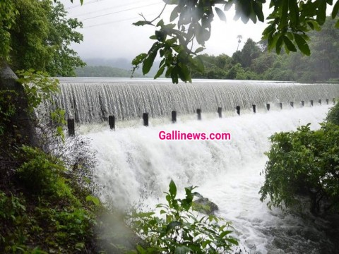 Tulsi Lake Started Overflowing