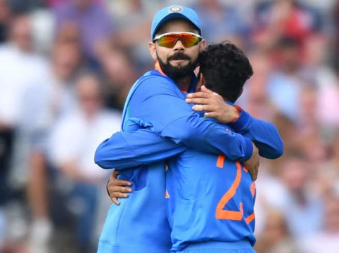 India First ODI Match Win by 8 Wicket