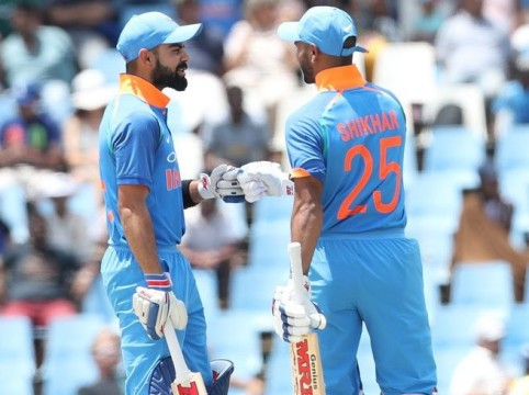 India Won Against South Africa in 3rd ODI by 124 Runs