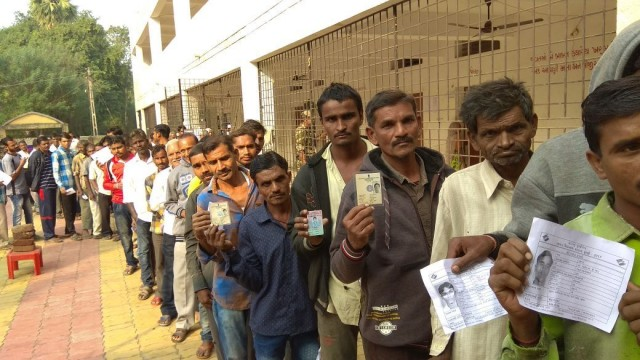 Polling for 1st phase of Gujarat Election 2017 Ends