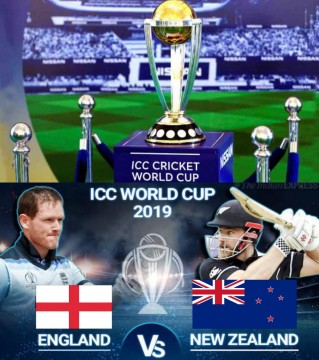 Eng and Newzeland World Cup Final Match Tie hui hai Super Over Se Finalist Declare Hoge