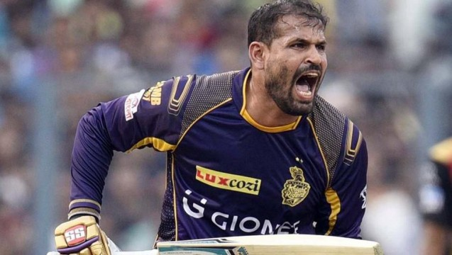 Yusuf Pathan Suspended by BCCI for 5 Month for Failing Dope Test
