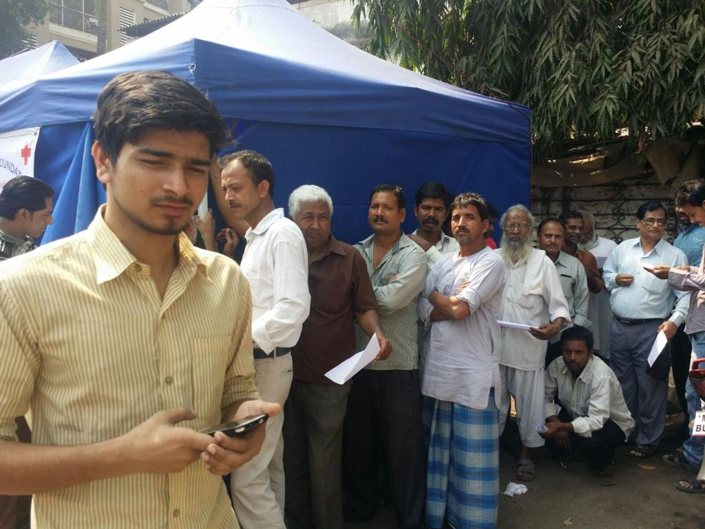 Free Medical Camp At Kurla